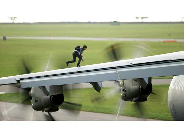 Where does 'Mission: Impossible - Rogue Nation' rank in the series?