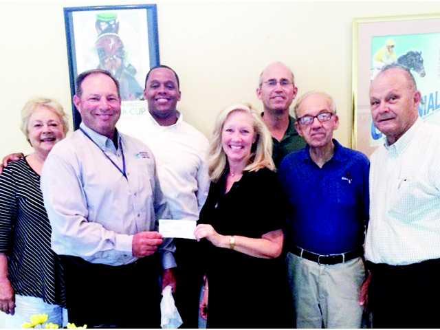 Kiwanis club contributes to Junior Leadership