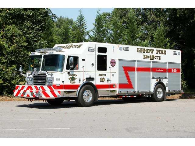 Lugoff Fire-Rescue receives $350,588 FEMA grant