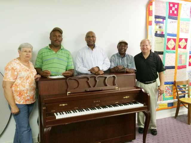 Piano donation to Council on Aging means more than just music