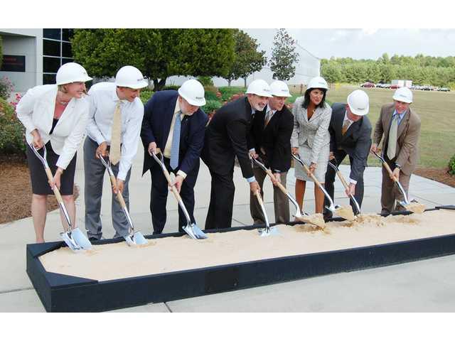 Haier breaks ground on $72 million expansion