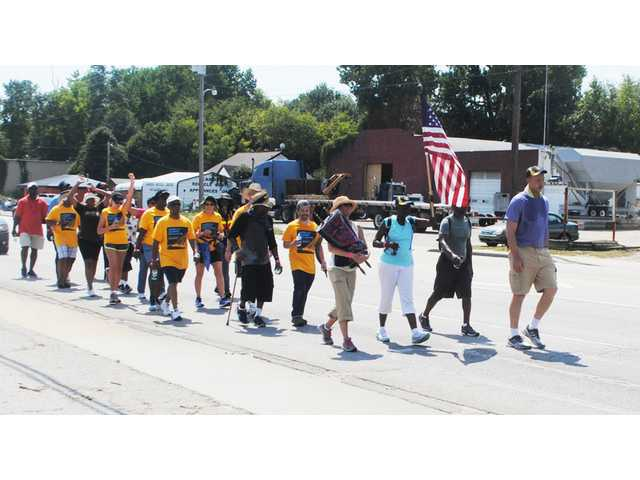 NAACP leads march through Kershaw County