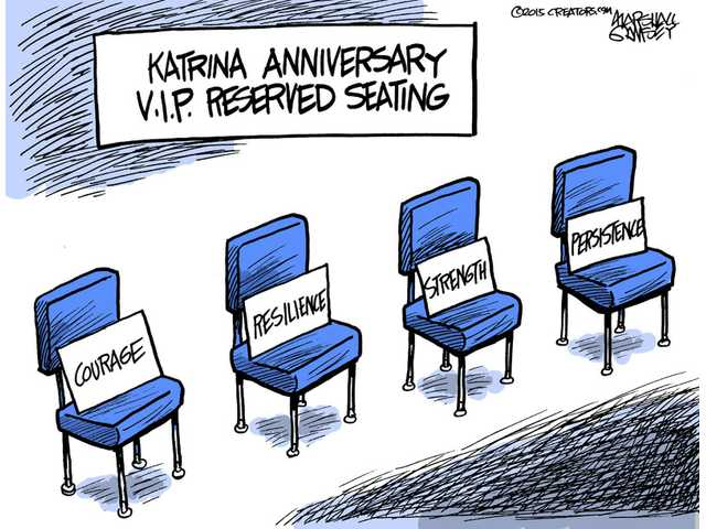 Editorial: Katrina
