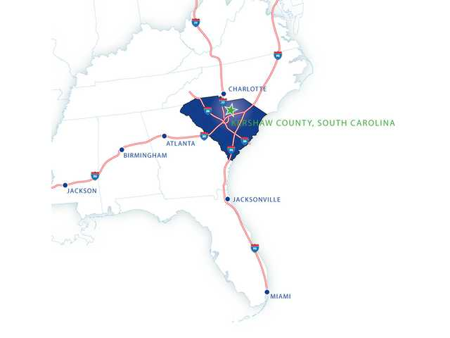 Unnamed company set to invest $88 million in Kershaw County