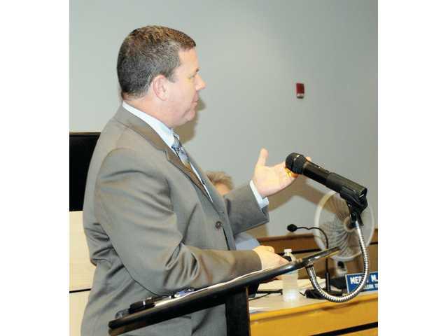 Councilman Jones presents alternate plans for economic development