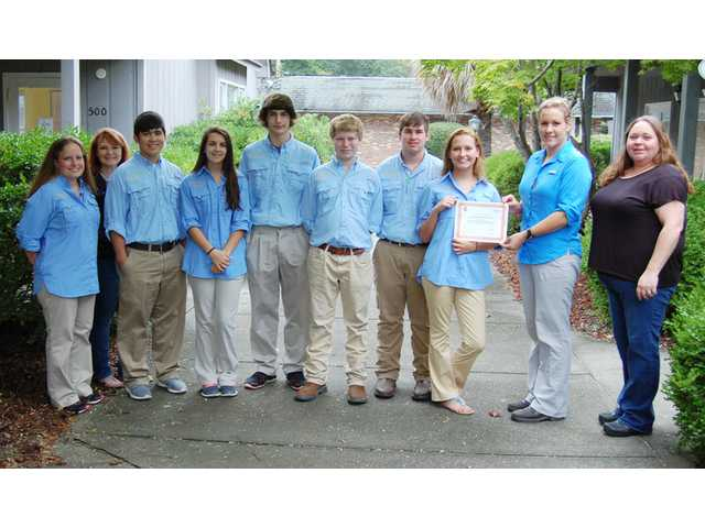 Animal pharmaceutical company supports FFA
