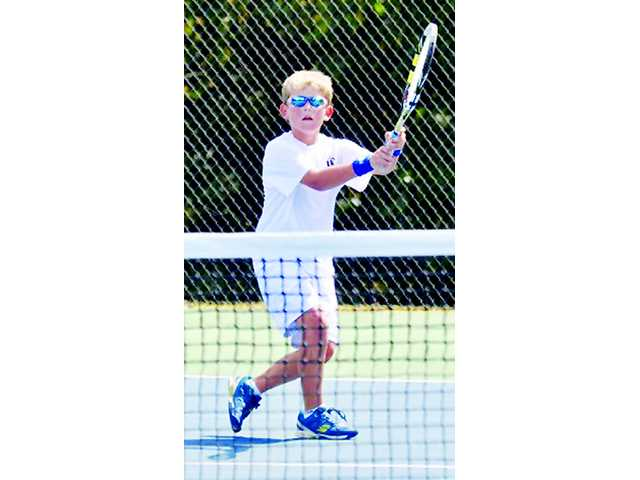 Camden players earn tennis titles