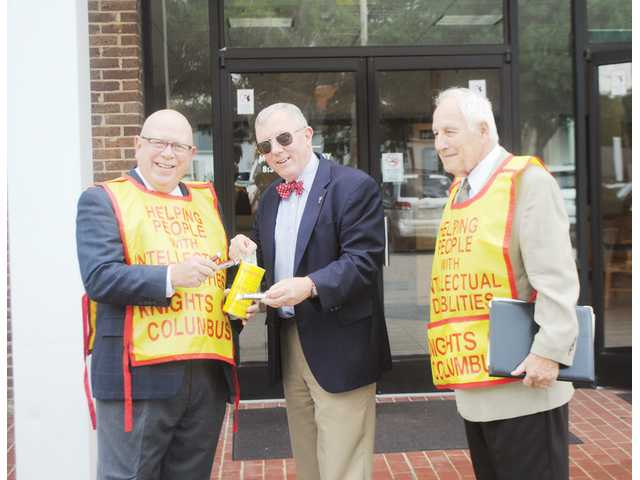Knights of Columbus holding annual Tootsie Roll Drive