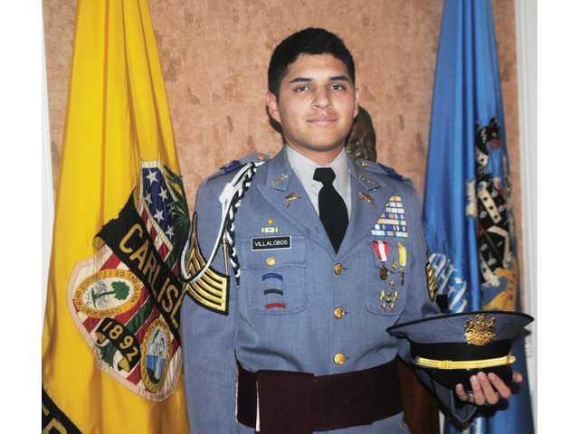 CMA Battalion Commander sets example for fellow cadets