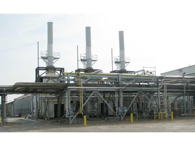 $30 million INVISTA Camden boiler project reduces air emissions