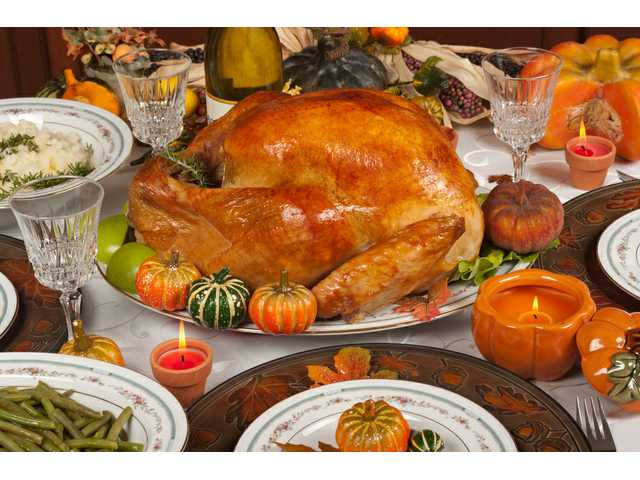 Four steps to address Thanksgiving food drama