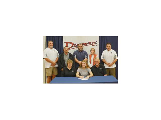 L-E's Guerrero takes her talents to Tusculum