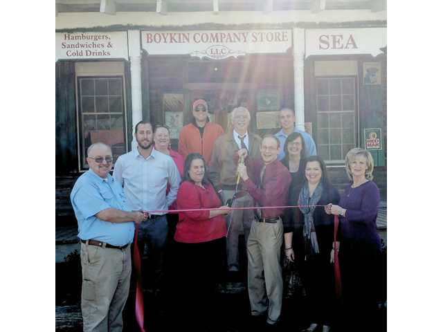 Chamber of Commerce welcomes new businesses with ribbon cuttings