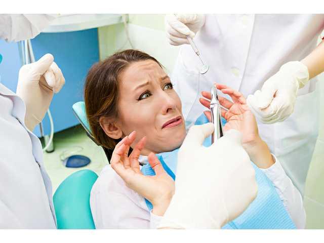 Facial numbness after dental work