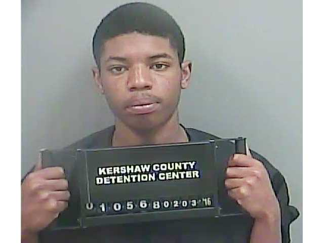 KCSO arrests suspected burglar after manhunt