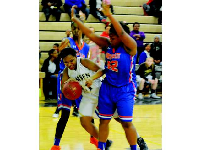CHS girls' rally comes up short in loss