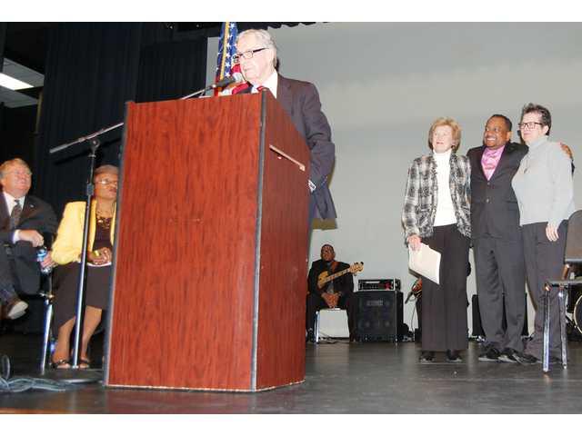 NAACP Humanitarian Award