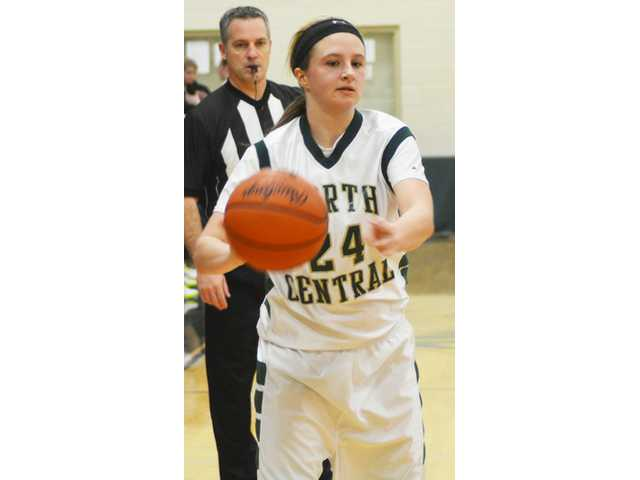 Tomlin explodes for 33 in NC girls' loss to Cheraw