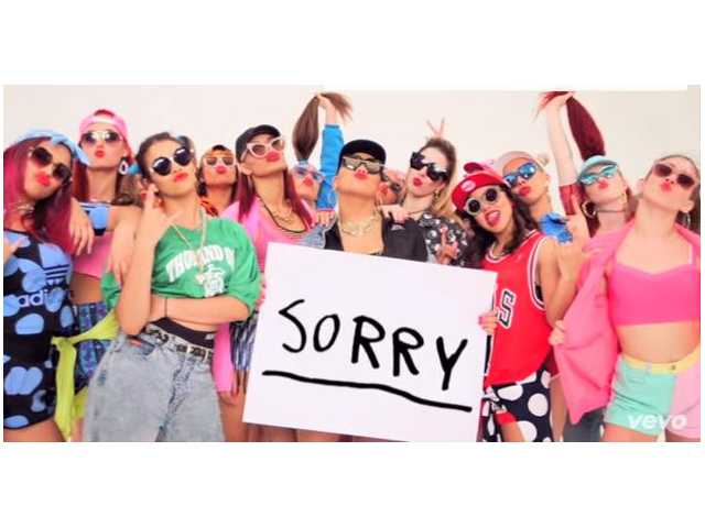 Have You Seen This?  Bieber's 'Sorry' in 20 vocal styles
