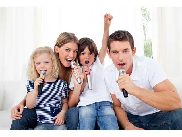 3 reasons why you need to sing to your children
