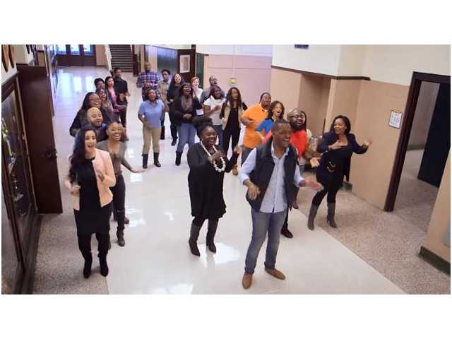 Have You Seen This? Former choir students surprise ill teacher with moving performance