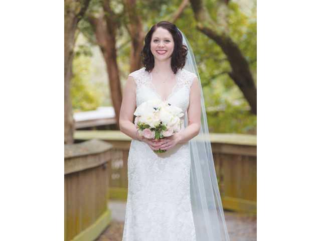 Elizabeth Crockett & Patrick J. Myers united in March wedding