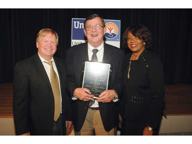 UWKC recognizes volunteers and partner agencies