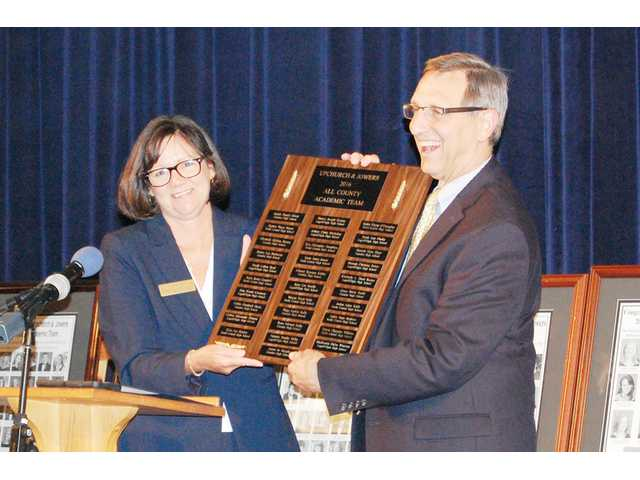 Upchurch & Jowers, KCSD celebrate academics at 21st annual banquet