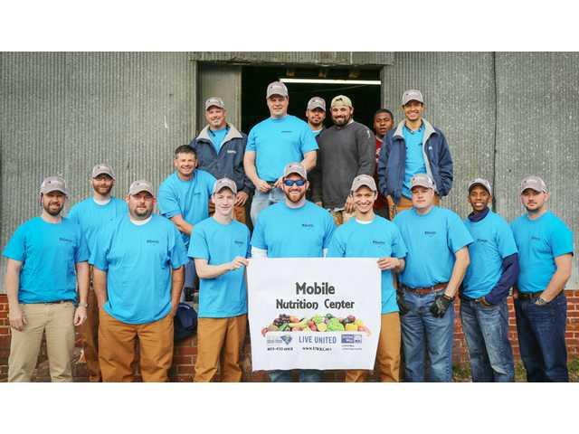 Habitat celebrates Community Build Day