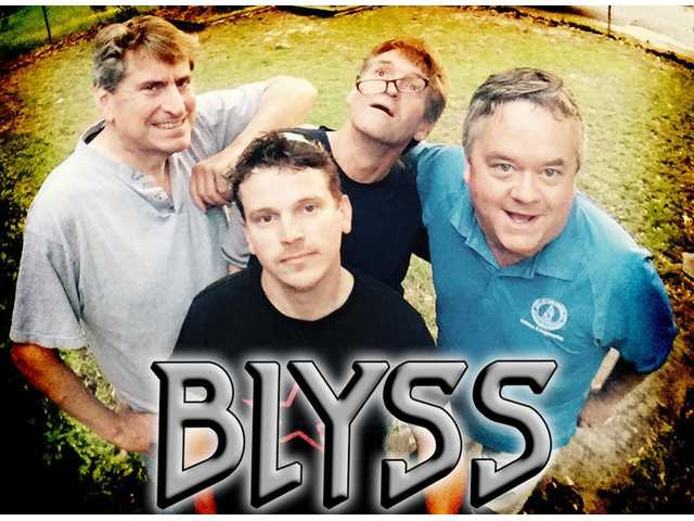 BLYSS takes the stage for May's Finally Friday