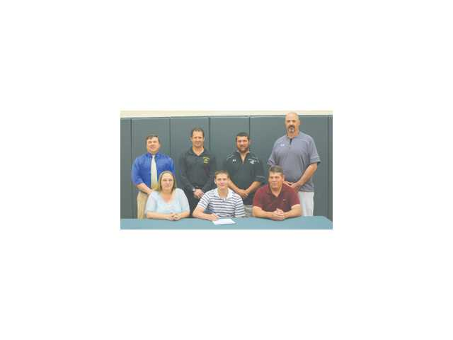 Knights' Hardin ready to spread his wrestling wings at Brewton-Parker