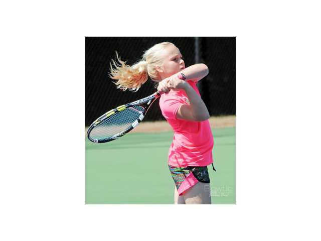 Kershaw County players shine in Camden junior tennis event