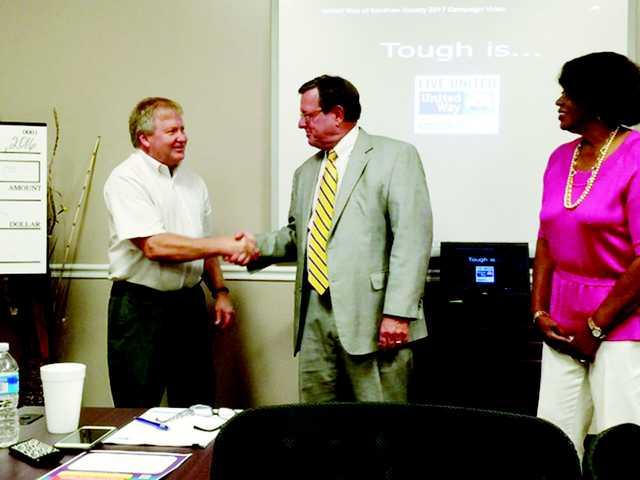 UWKC receives $5,000 grant