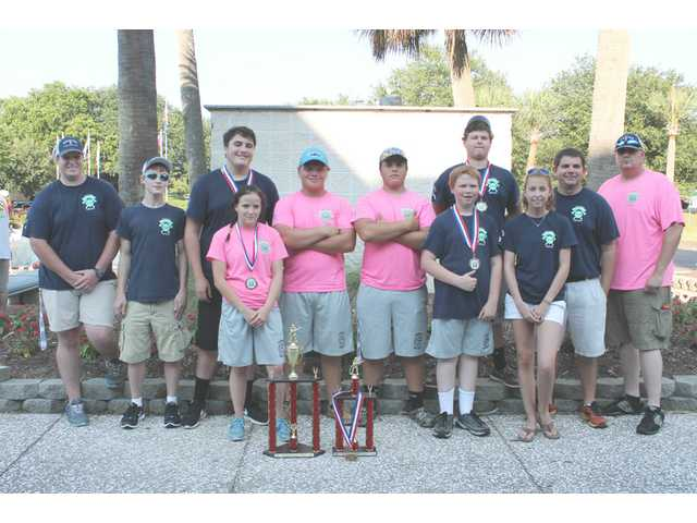 CFD Explorers bring back honors from Myrtle Beach