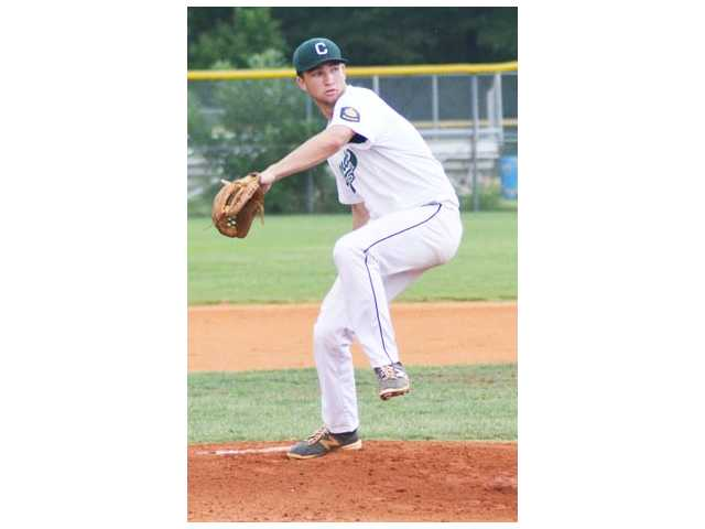 Beckley latest CHS pitcher headed for The Citadel