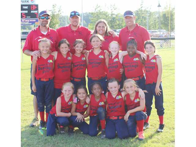 KC Dixie Darlings come up a little short in their bid to earn a World Series berth