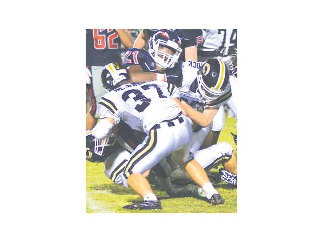 Dog defense answers second half bell in handing Cheraw its first loss, 24-14