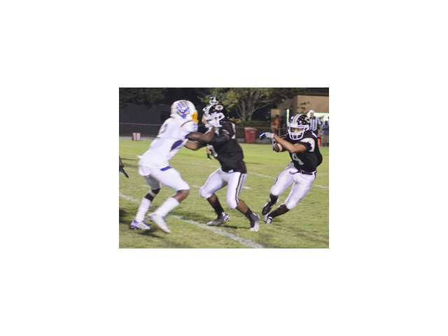 Missed chances cost Dogs in 34-13 loss to NMB