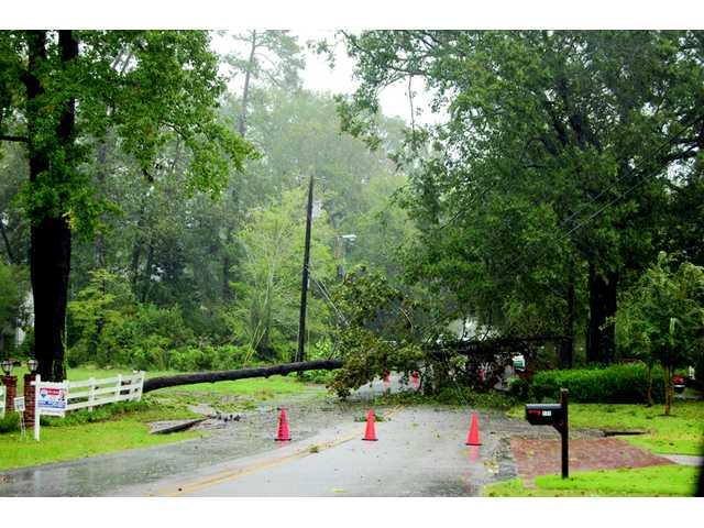 Hurricane Matthew causes mayhem