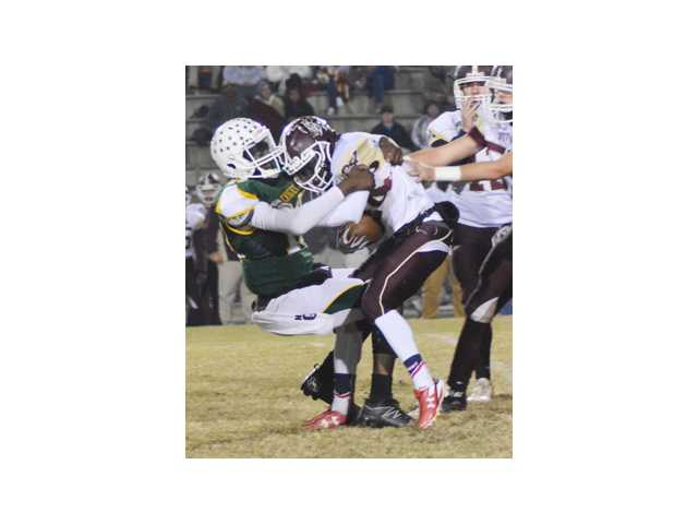 Buford runs past Knights and into playoffs
