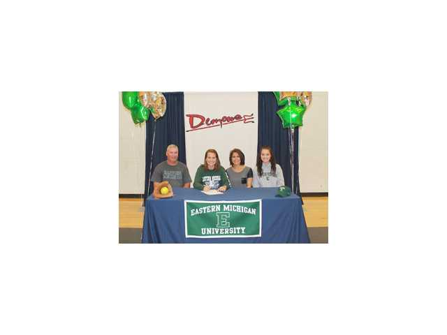 Holland ready to soar after signing with EMU Eagles