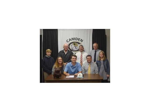 Beckley follows through on his Citadel commitment