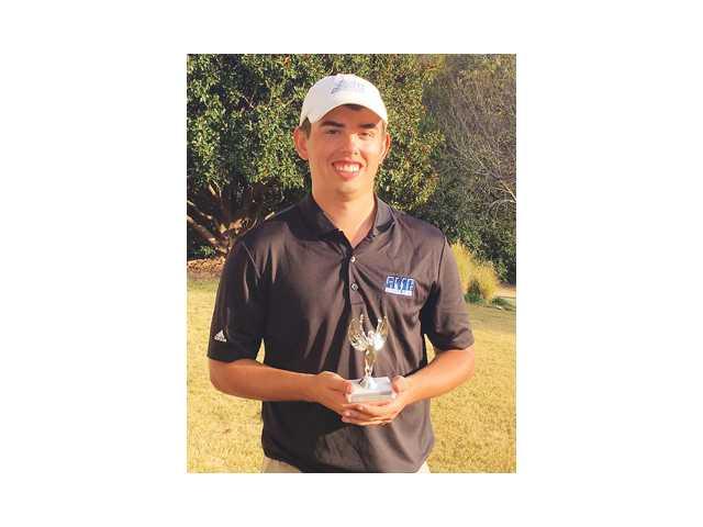 L-E grad Hill leads SMC to region golf championship