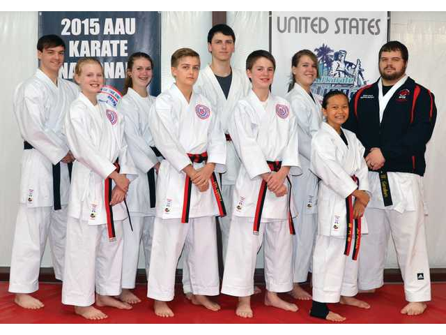 CFK students invited to train at Olympic Training Center