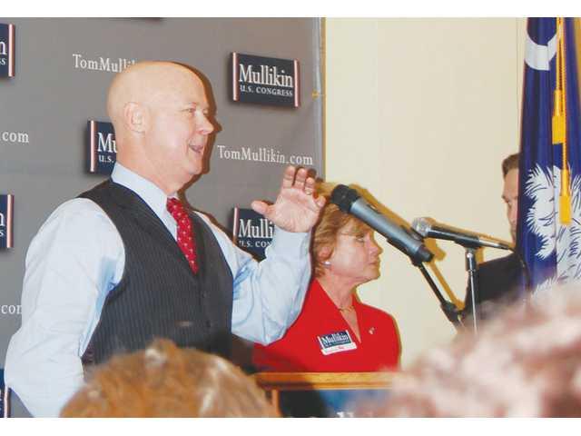 Tom Mullikin running for U.S. Congress