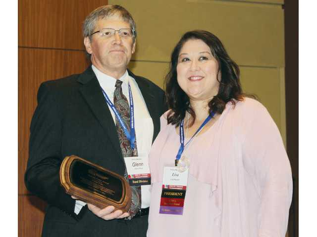 Glenn Price inducted into SCMEA Hall of Fame