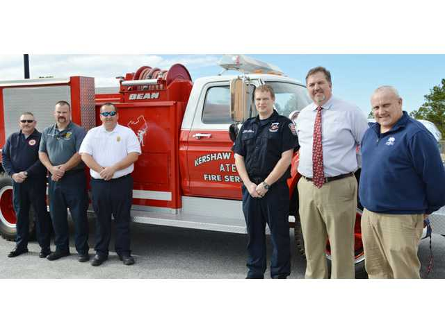 ATEC receives $7,500 grant for firefighting program