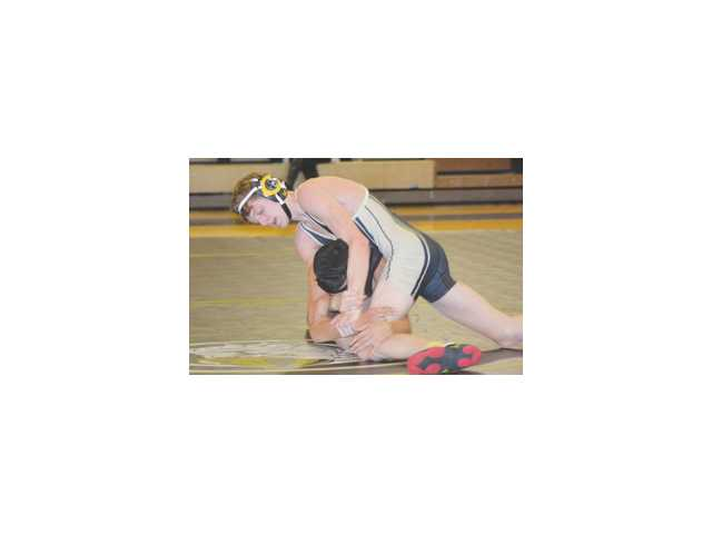 KC wrestlers vying for state tourney berths