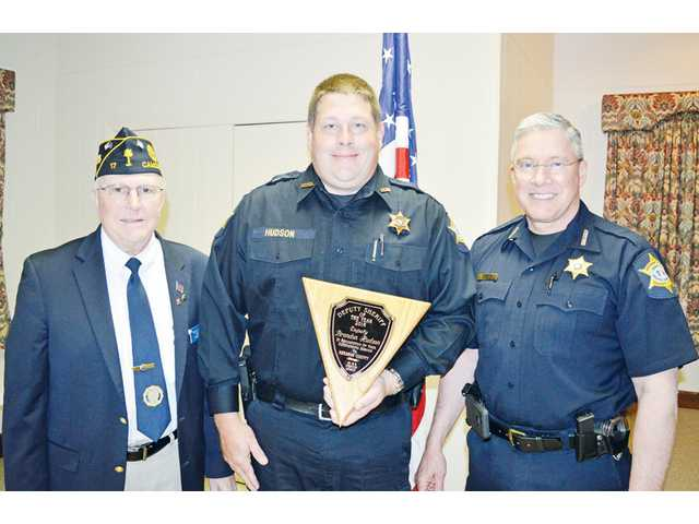 Legion names KCSO Deputy of the Year
