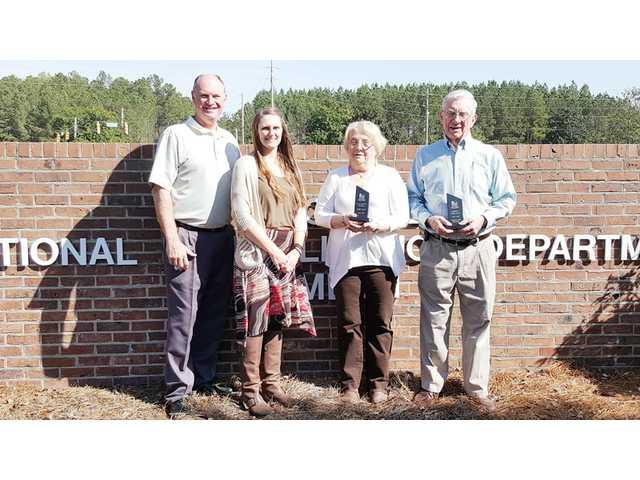 KCAE wins state awards